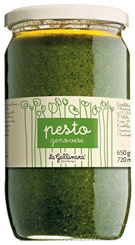 Viani, Pesto alla Genovese, Pesto Genoveser Art, 650 g