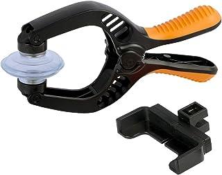 sharprepublic LCDスクリーンオープニングプライヤー ダブル吸盤方式オープニングツール フロントパネル開封ツール