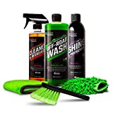 Slick Products Off-Road Cleaning Kit Bundle for UTV, Dirt Bike, Side by Side, ATV, Off-Road Trucks, Jeeps, and More.