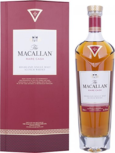 The Macallan Highland 1824 Series Rare Cask Single Malt Scotch Whisky 700 ml