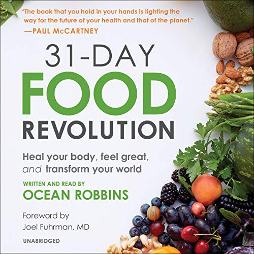 Couverture de 31-Day Food Revolution