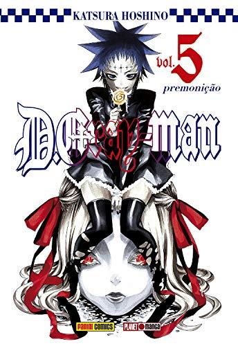 D.Gray-Man - vol. 5