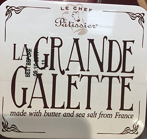 La Grande Galette French Butter Cookies, 1.3 lb