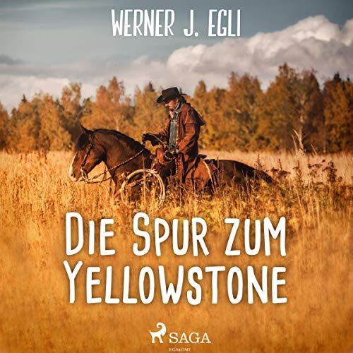 Die Spur zum Yellowstone Titelbild