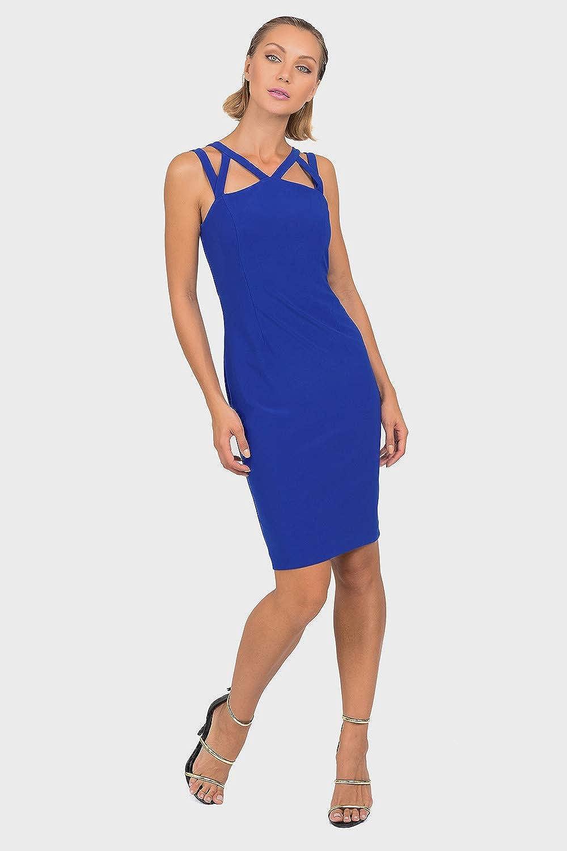Joseph Ribkoff Royal Sapphire Dress Style 192000