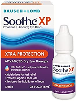 Bausch + Lomb Soothe XP Dry Eye Lubricant Eye Drops