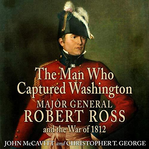 The Man Who Captured Washington audiobook cover art