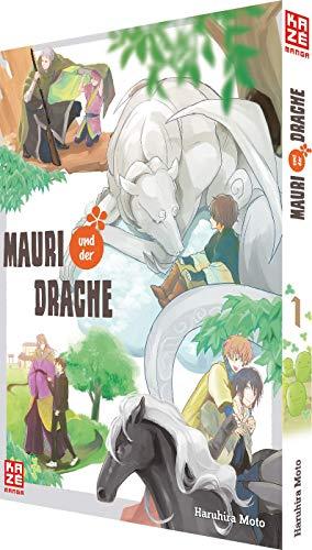 Mauri und der Drache - Band 01