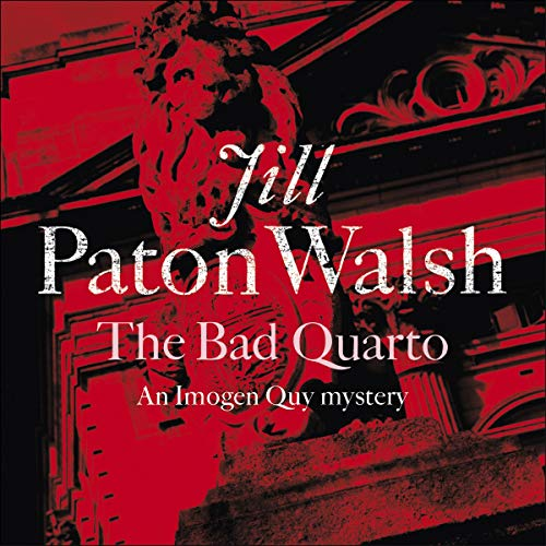 The Bad Quarto audiobook cover art