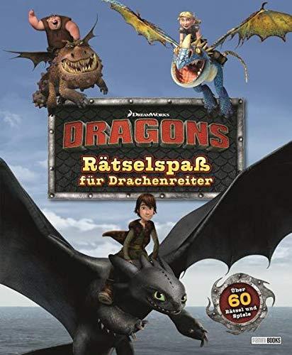 Dragons: Rätselspaß für Drachenreiter