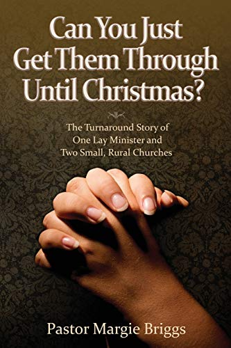 Can You Just Get Them Through Until Christmas?: The Turnaround Story of One Lay Minister and Two Small, Rural Churches