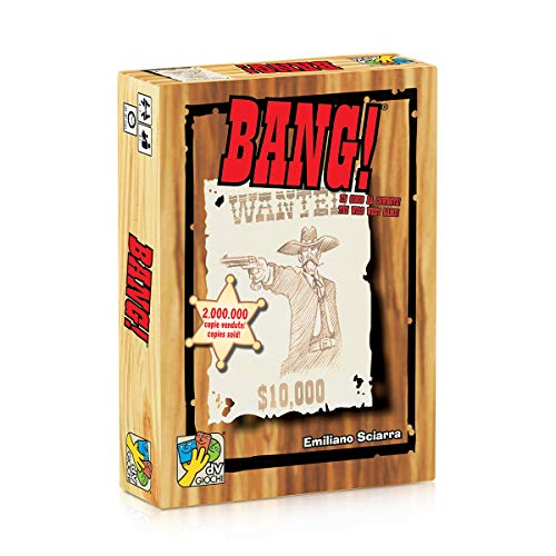 dV Giochi [UK-Import] Bang! 4th Edition Card Game