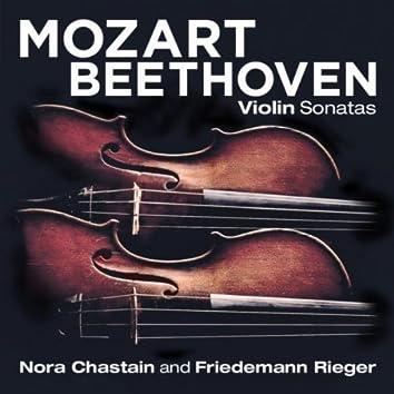 Mozart - Beethoven: Violin Sonatas