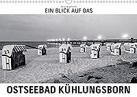Ein Blick das Ostseebad Kuehlungsborn (Wandkalender 2022 DIN A3 quer): Ein ungewohnter Blick auf Kuehlungsborn in harten Schwarz-Weiss-Bildern. (Monatskalender, 14 Seiten )
