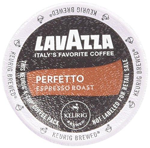 LavAzza, K-Cup, Single Serve, Perfetto, Espresso Roast, 10 Count, 3.4oz Box (Pack of 3) (Perfetto)