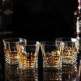 Zoom IMG-2 kanars 4 pezzi bicchieri whisky