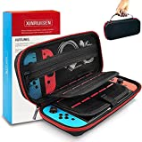 XRSC Nintendo Switch Case, Carry Case for Switch with 20 Game Cartridges, Nintendo Switch Carrying Case...