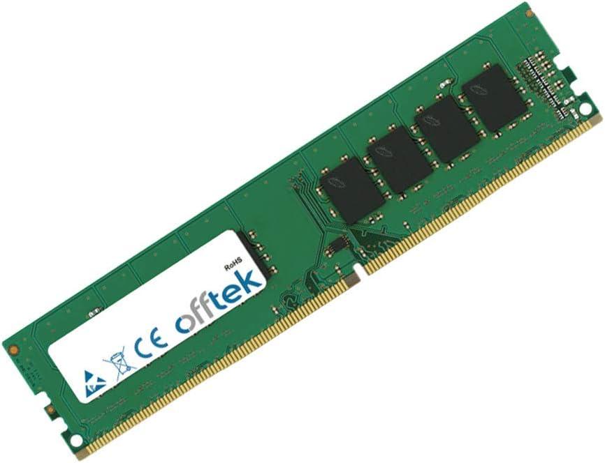 OFFTEK 16GB Memoria RAM de Repuesto para Microstar (MSI) Z170A Gaming M9 ACK (DDR4-19200 - Non-ECC) Memoria para la Placa Base