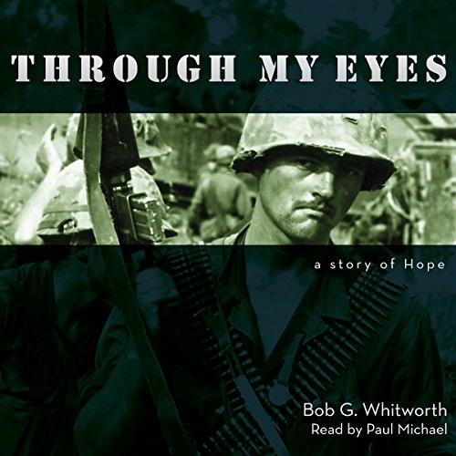 Through My Eyes audiobook cover art