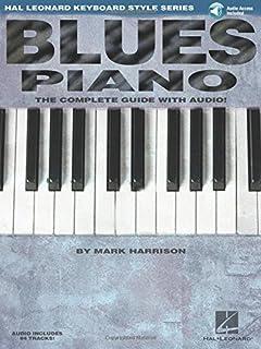 Blues Piano: Hal Leonard Keyboard Style Series (Keyboard Ins