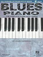 Blues Piano: Hal Leonard Keyboard Style Series (Keyboard Instruction)
