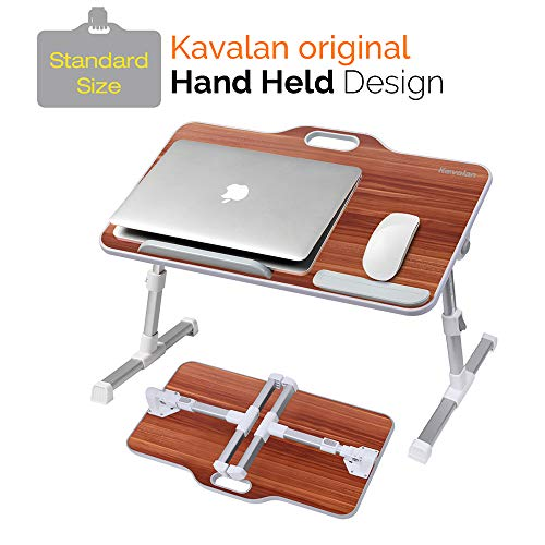 Our #2 Pick is the Kavalan Portable Laptop Desk Stand