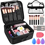 Makeup Travel Case, Makeup Cas...