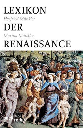Lexikon der Renaissance (Beck'sche Reihe)