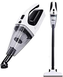 Handheld Dry and Wet Vacuum Cleaner for Household Vehicles with Small Wireless Charging High Power Push Rod Type Vac, with...