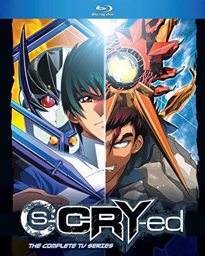 スクライド:コンプリート・コレクション (2001) 北米版 Blu-ray (国内プレーヤーで再生可能)