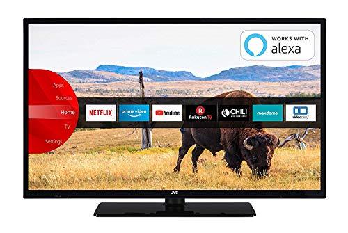 """JVC LT-49VU63I UltraHD 4K Smart TV da 49"""""""