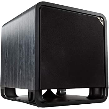 "Polk Audio HTS 12 Powered Subwoofer with Power Port Technology | 12"" Woofer, up to 400W Amp 