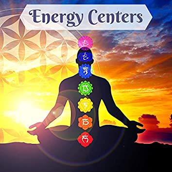 Energy Centers - Relaxing Meditation Music, Balance your 7 Chakras, Blessing Music