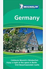 Michelin Green Guide Germany (Michelin Green Guide: Germany English Edition) Kindle Edition