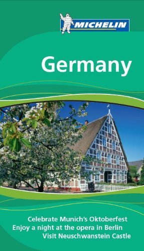 Michelin Green Guide Germany (Michelin Green Guide: Germany English Edition)