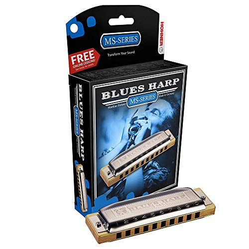 Hohner Blues Harp D