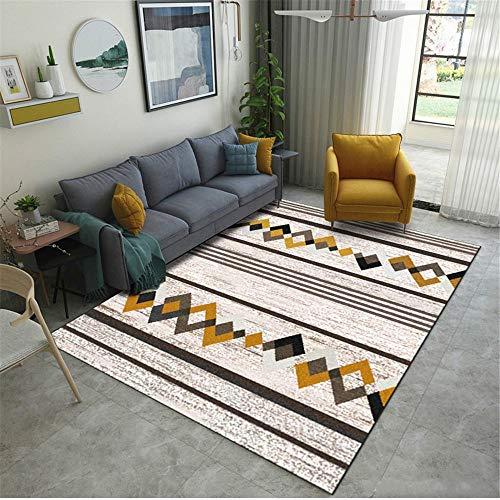 alfombras de Pasillo Alfombra Rectangular para salón y Dormitorio decoración hogar alfombras habitacion Juvenil 50X80CM 1ft 7.7' X2ft 7.5'