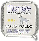 Monge Cane Solo Pollo Gr 150