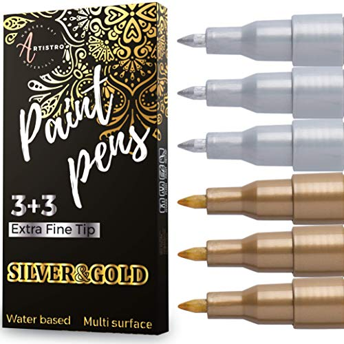 51Kg62GsTLL - Best Pens to Write on Fabric 2020 [Top 2 Products]