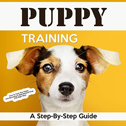 Puppy Training     A Step-by-Step Guide: How to Train Your Puppy Into Becoming a Well Behaved Dog (The Right Way)              By:                                                                                                                                 Vivaco Books                               Narrated by:                                                                                                                                 Dale Elliott                      Length: 31 mins     Not rated yet     Overall 0.0