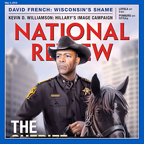 National Review, May 4, 2015 audiobook cover art
