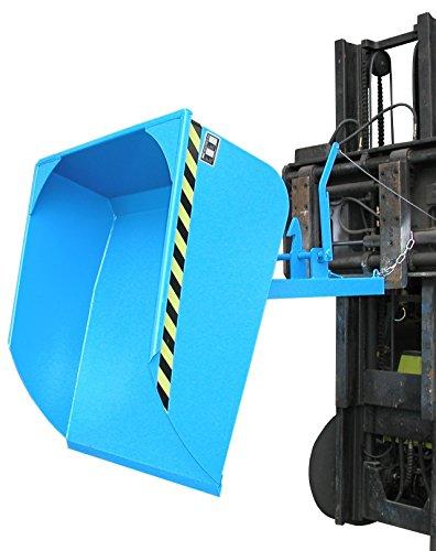 Schaufel Schaufeln BSI 75 lackiert RAL5012 Lichtblau Stapler Anbaugerät