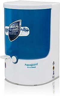 Aquaguard Eureka Forbes Reviva RO + UV + MTDS Water Purifier (White & Blue)