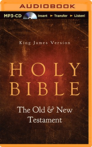 Holy Bible: King James Version, The Old & New Testaments