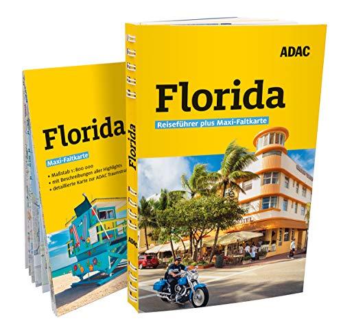 ADAC Reiseführer plus Florida: mit Maxi-Faltkarte zum Herausnehmen