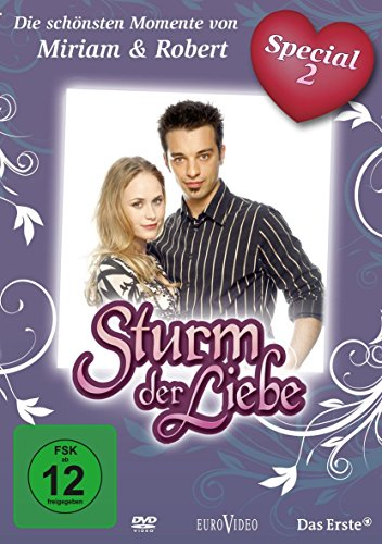 Sturm der Liebe - Special 2: Die schönsten Momente von Miriam & Robert
