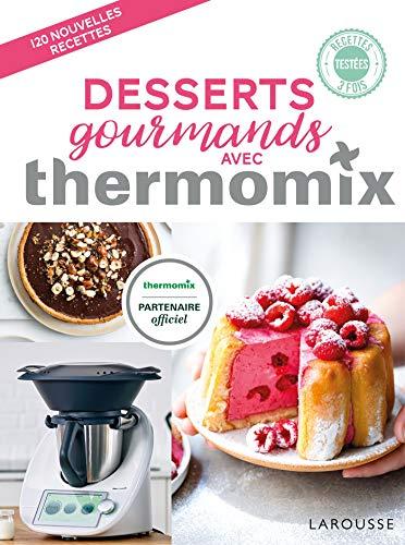 Photo de desserts-gourmands-avec-thermomix