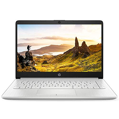 HP 14 10th Gen Intel Core i3 Processor 14-inch FHD Laptop (4GB/1TB HDD/Windows 10 Home/MS Office/Natural Silver/1.47Kg), 14s-cf3006tu