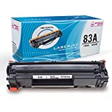 QP83A Toner Compatible con HP CF283A 83A y HP Laserjet Pro M201dw M201n Pro MFP M225dn M225dw M125a M125rnw M125nw MFP M127fn M127fp M127fs M127fw