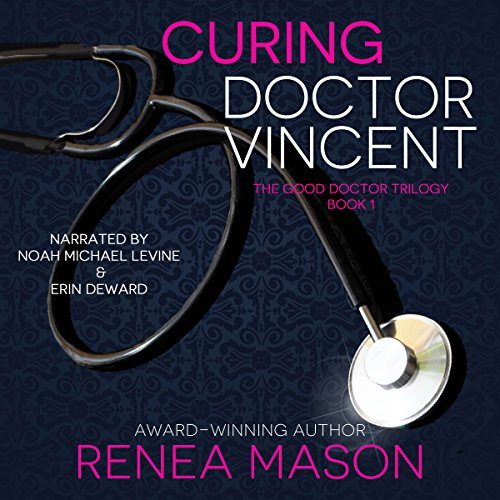 Curing Doctor Vincent audiobook cover art